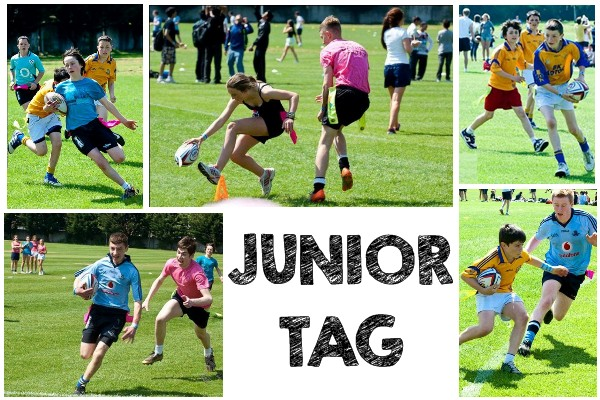 Image result for junior tag rugby